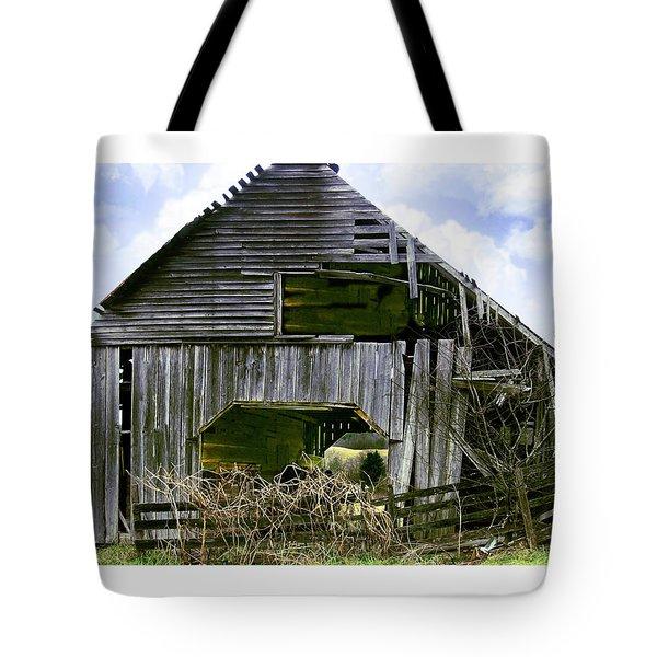 Bridge Creek Barn Tote Bag