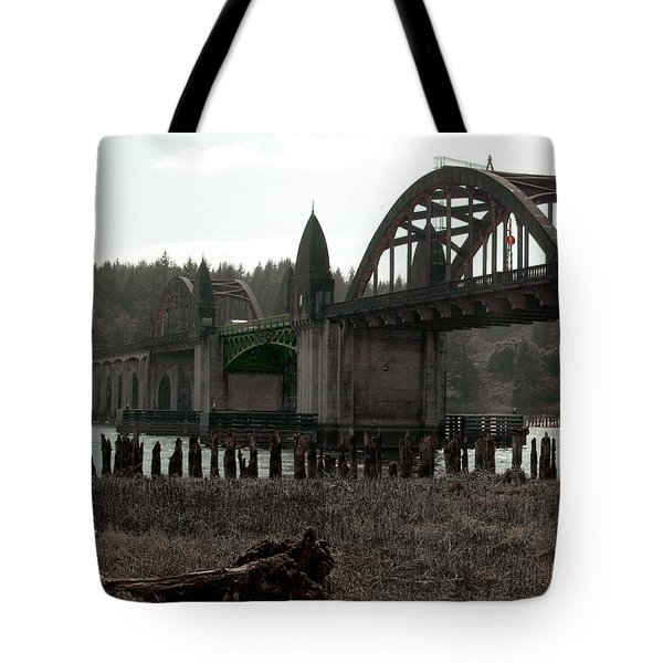 Bridge Deco Tote Bag