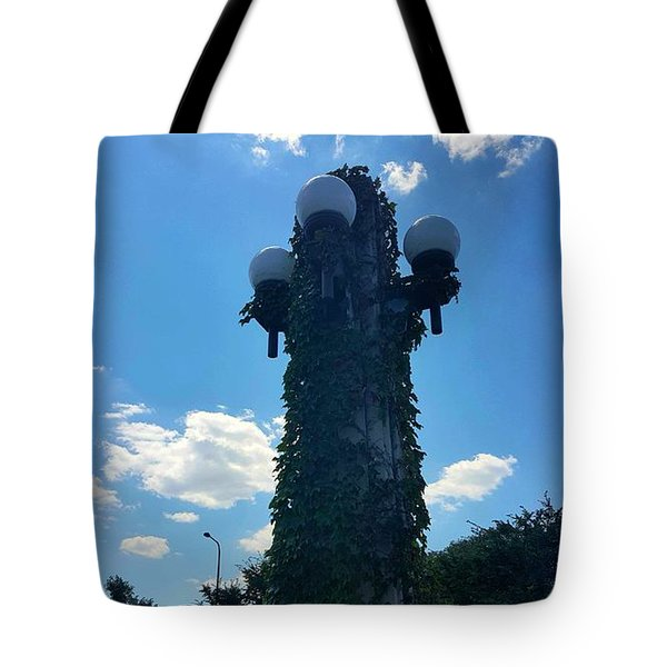 Bridge Light Tote Bag