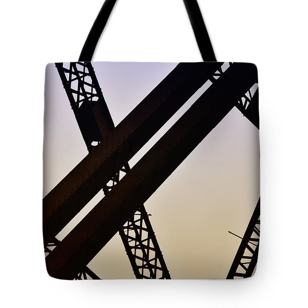 Bridge No. 1-1 Tote Bag