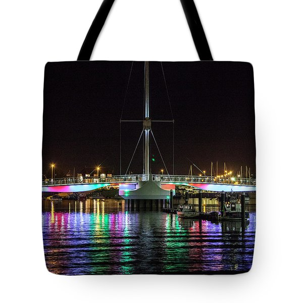Bridge Of Lights Tote Bag