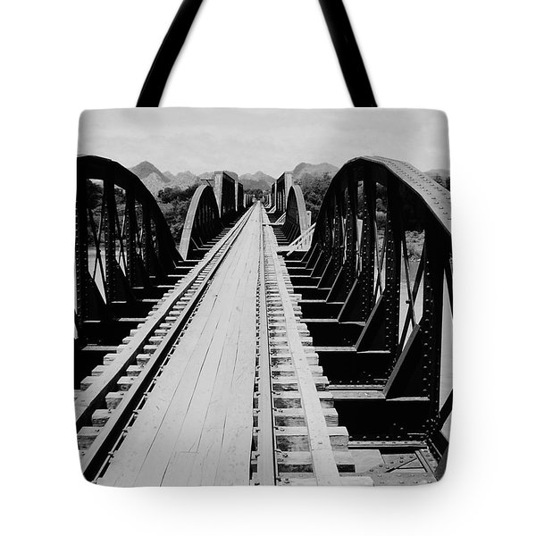 Bridge On The River Kwai Tote Bag