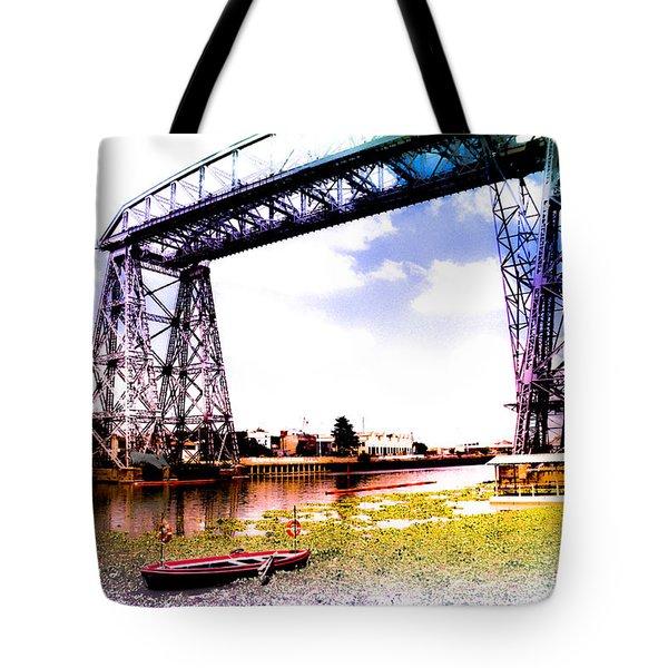 Bridge Tote Bag by Silvia Bruno