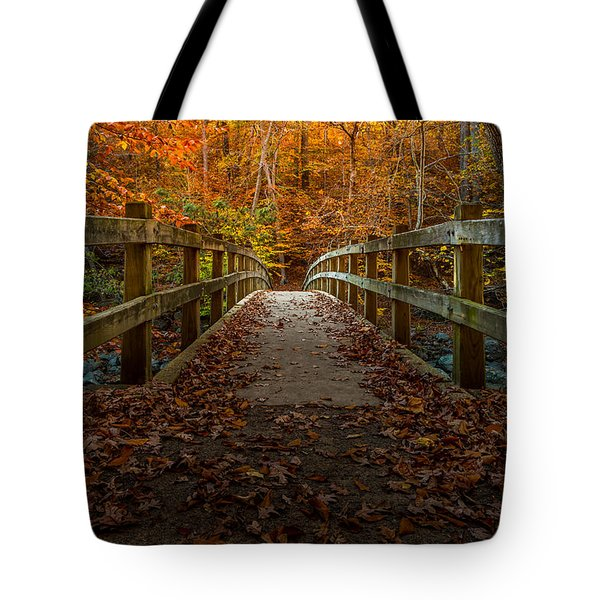 Bridge To Enlightenment 2 Tote Bag