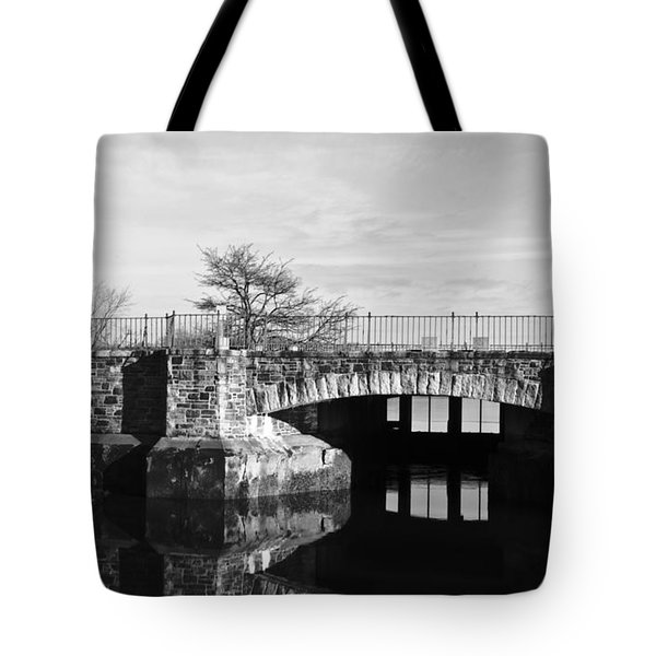 Bridge To Heaven Tote Bag