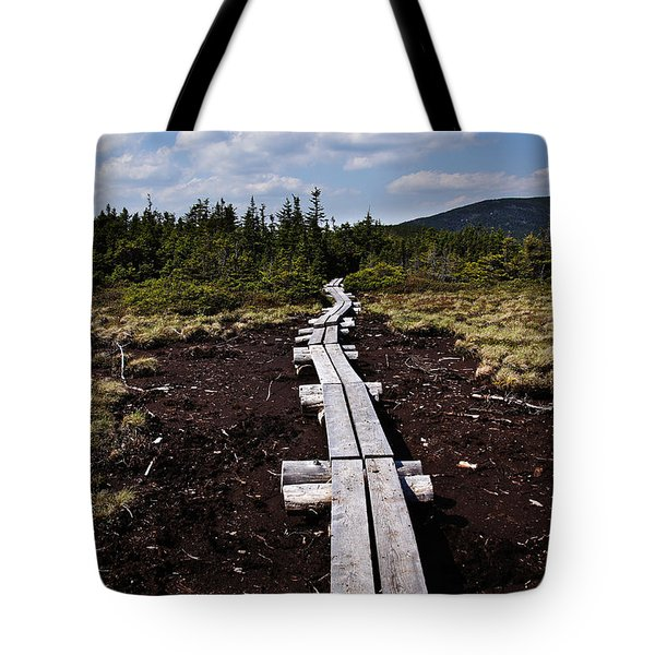 Bridge To Mizpah Tote Bag