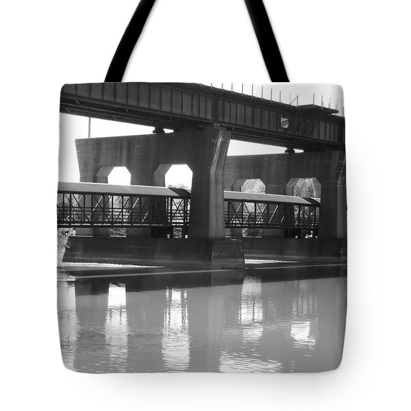 Bridge To Nowhere Tote Bag