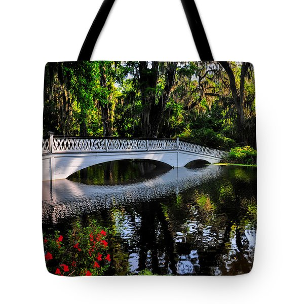 Bridge To Spring Tote Bag