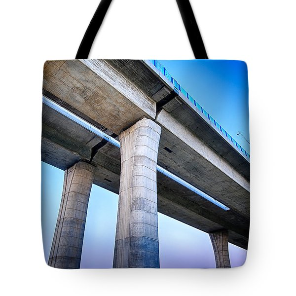 Bridge To The Heaven Tote Bag