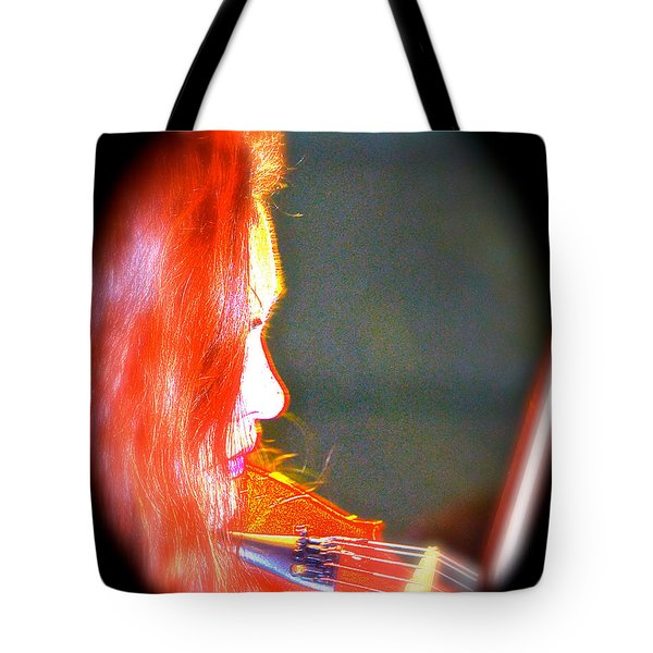 Bridget Law Tote Bag