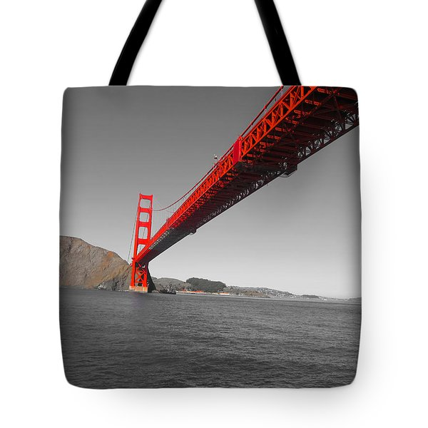 Bridgeworks Tote Bag by Douglas Barnard