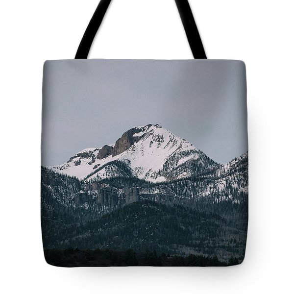 Brief Luminance Tote Bag