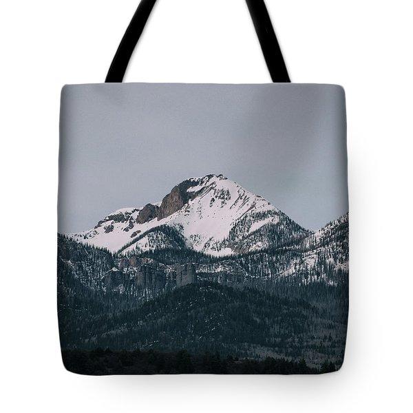 Brief Luminance Tote Bag