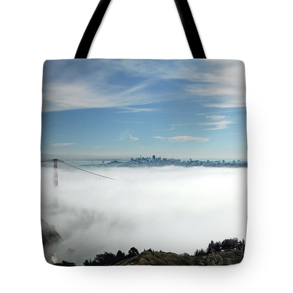 Brigadoon Tote Bag by Donna Blackhall