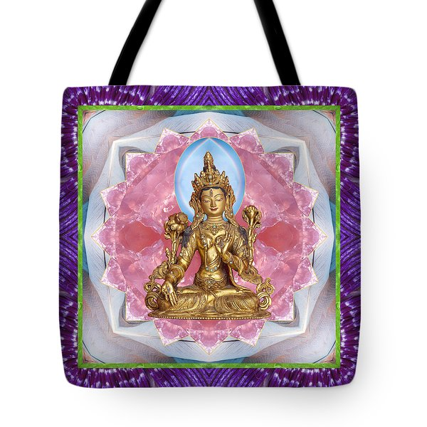 Tote Bag featuring the photograph Bright Ally by Bell And Todd