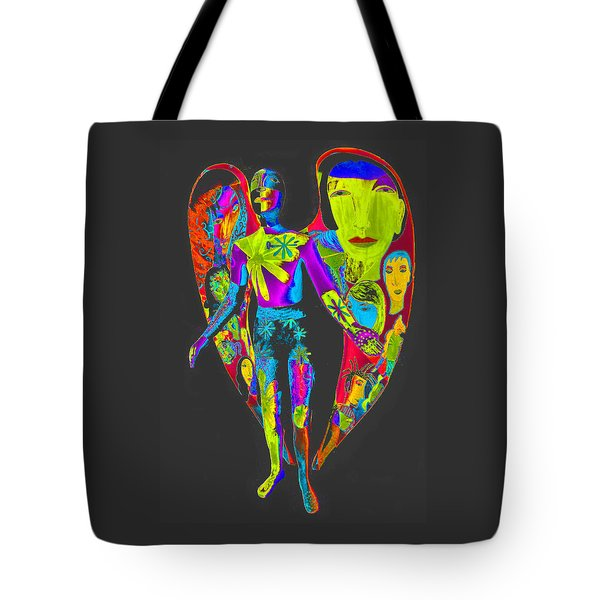 Bright Angel Tote Bag