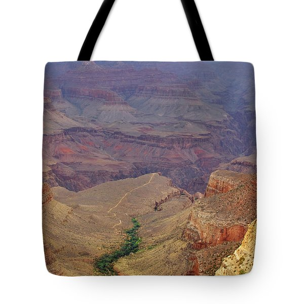 Bright Angel Trail Tote Bag