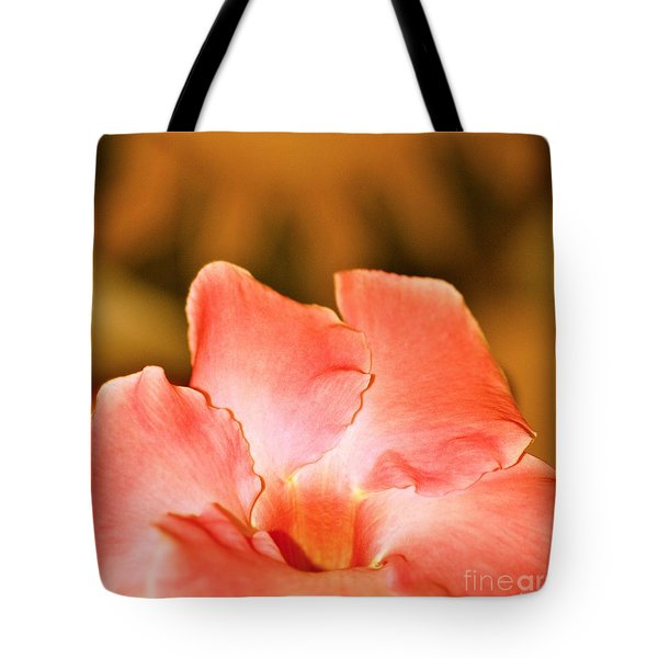 Bright Beginning Tote Bag by Cathy Dee Janes