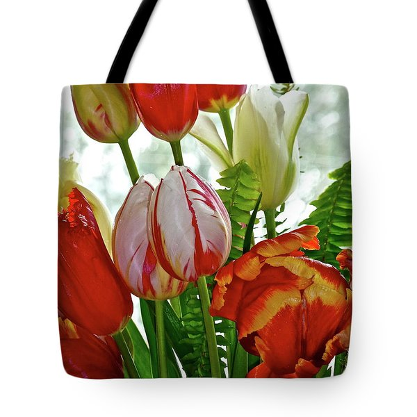 Bright Bouquet Tote Bag