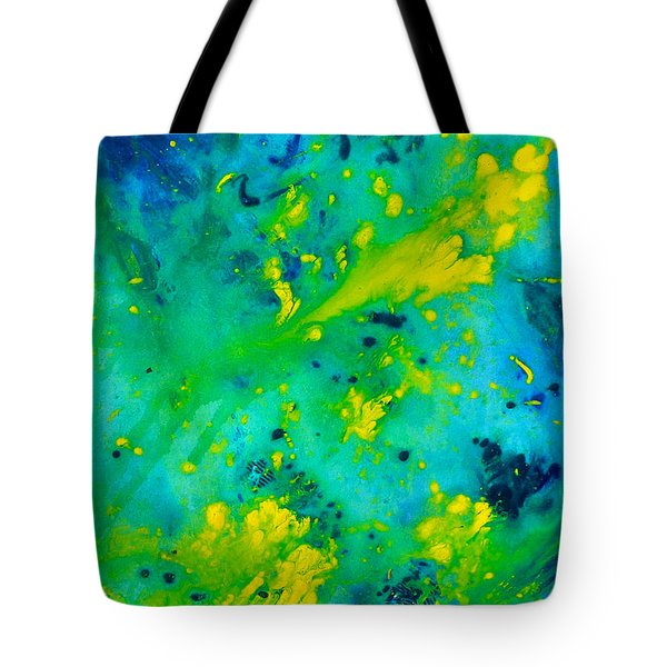 Bright Day In Nature Tote Bag