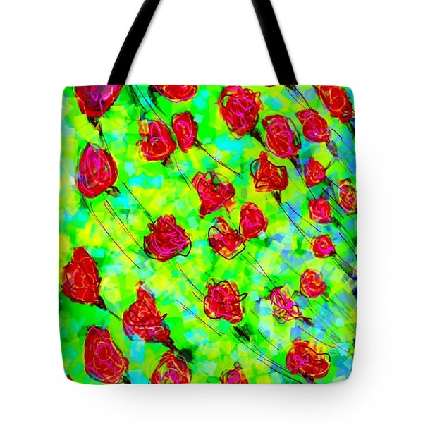 Bright Tote Bag