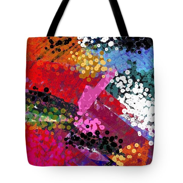 Bright Light Tote Bag