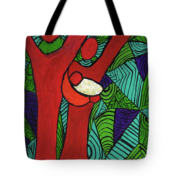 Bright New Day Tote Bag
