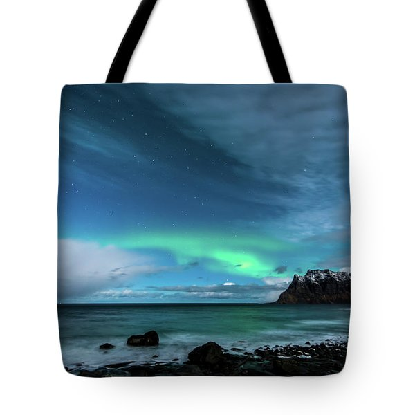 Bright Night Tote Bag