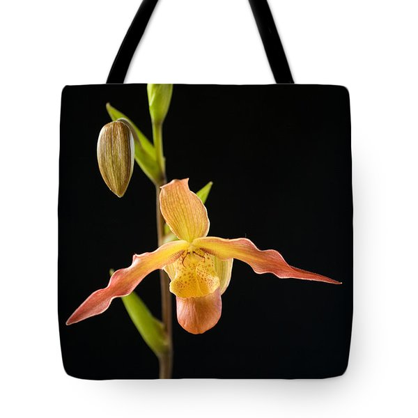 Bright Orchid Tote Bag by Ron Dahlquist - Printscapes