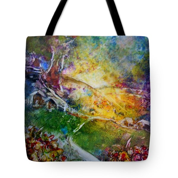 Bright Shiny Day Tote Bag