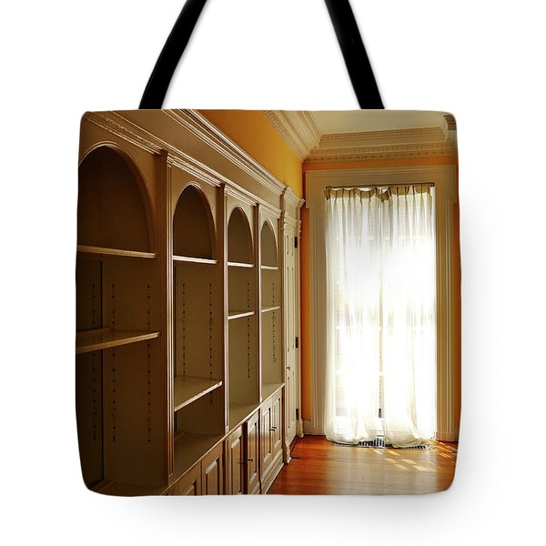 Tote Bag featuring the photograph Bright Window by Zawhaus Photography