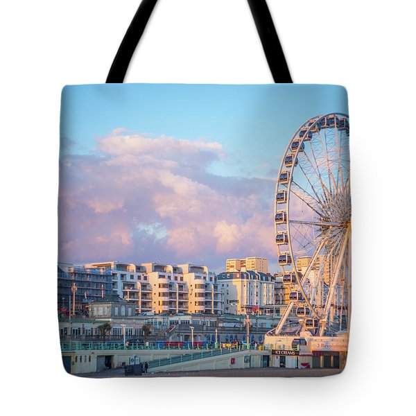 Brighton Ferris Wheel Tote Bag