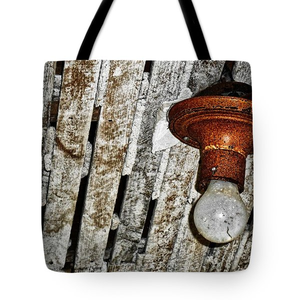 Brighton Homestead IIi Tote Bag by Jeff Iverson