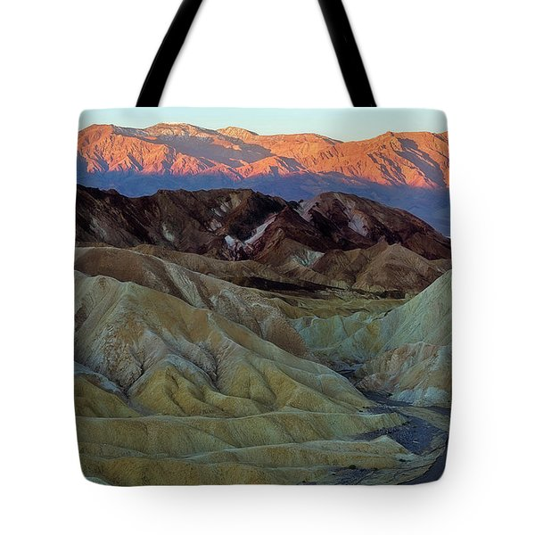 Tote Bag featuring the photograph Brilliant And Subdued by John Hight