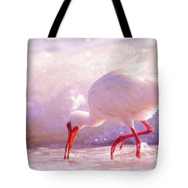 Brilliant Beauty Cortez Beach Tote Bag
