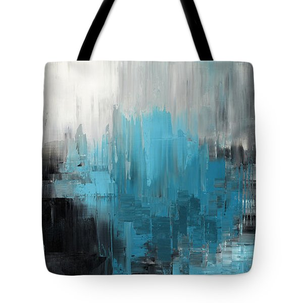 Tote Bag featuring the painting Brilliant Dreamer by Tatiana Iliina
