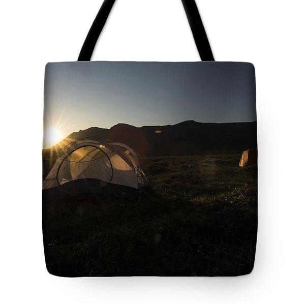 Brilliant Light Tote Bag