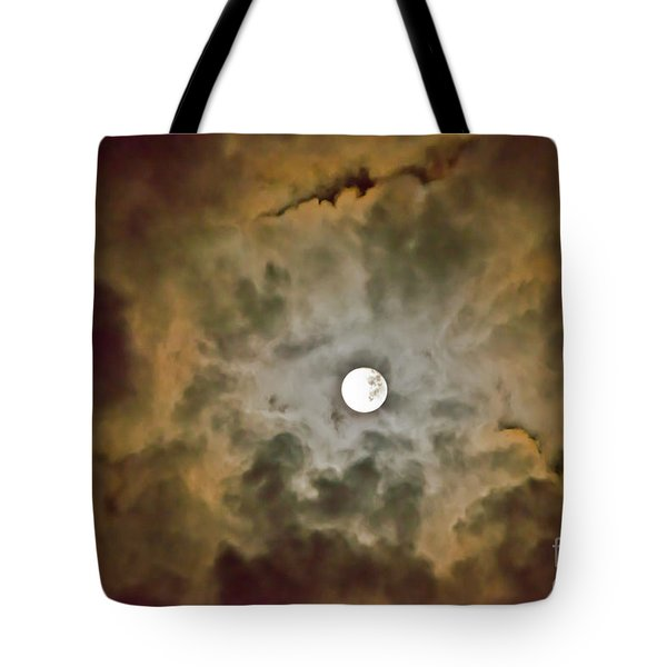Brilliant Night Sky Tote Bag