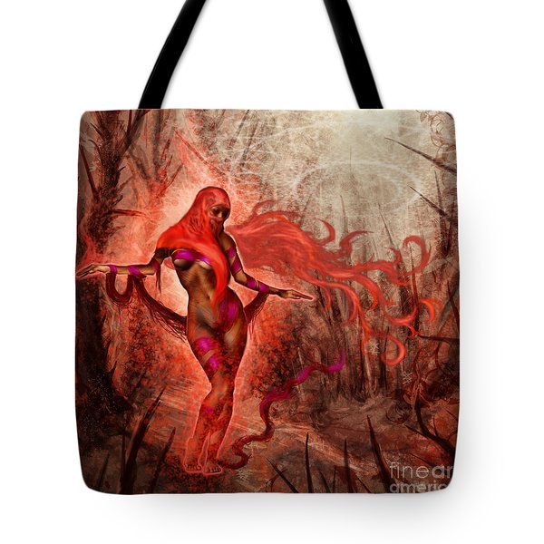 Bring Calm To Chaos  Tote Bag