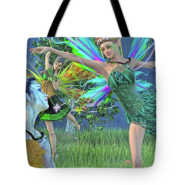 Bring Me Back To Life Tote Bag by Betsy Knapp