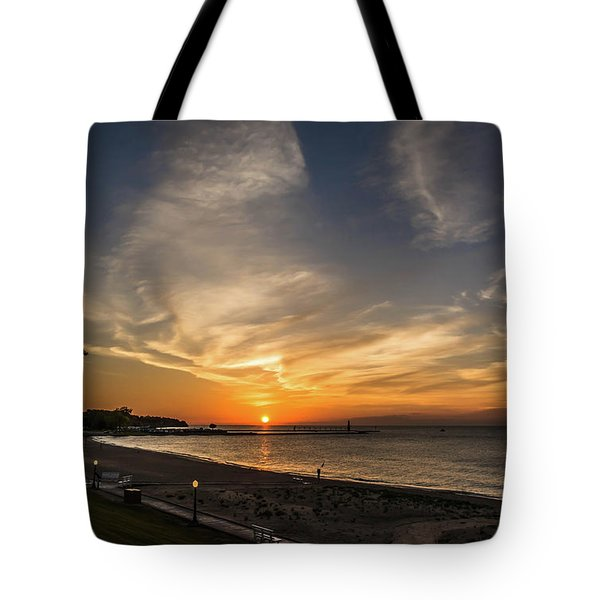Bring On The Day Tote Bag