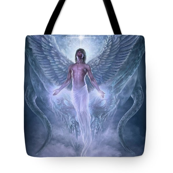 Bringer Of Light Tote Bag
