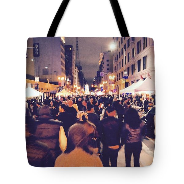 Bringing Back Broadway Tote Bag