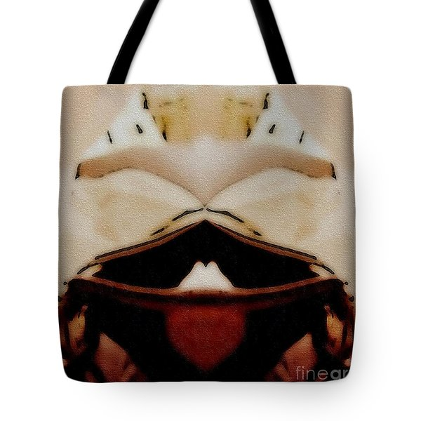Tote Bag featuring the photograph Bringing Dinner by Kathie Chicoine