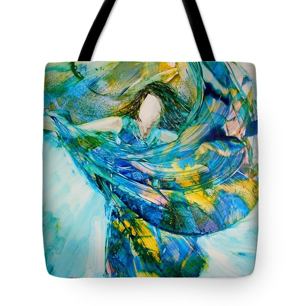 Bringing Heaven To Earth Tote Bag
