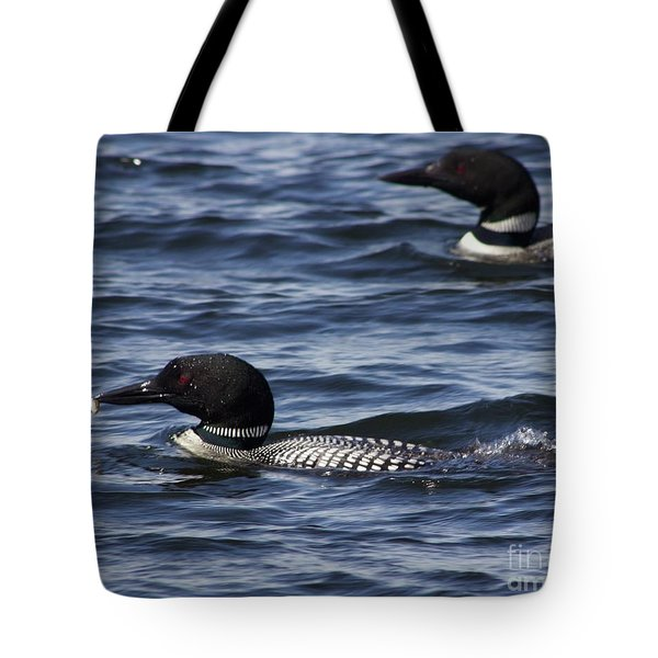 Bringing Home Dinner Tote Bag
