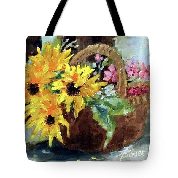 Bringing In The Sunshine  Tote Bag