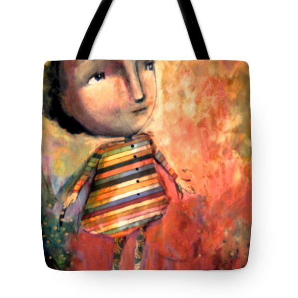 Bringing Love Tote Bag