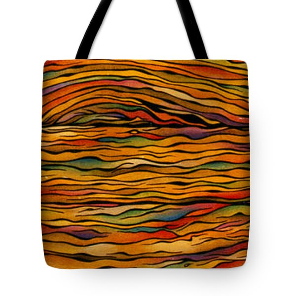 Bringing Out The Grain Tote Bag