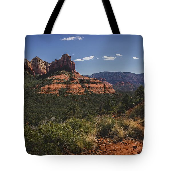 Brins Mesa Trail Vista Tote Bag